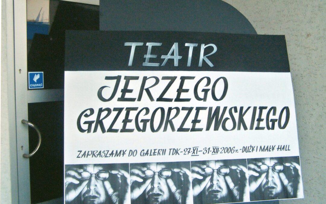 Teatr Jerzego Grzegorzewskiego
