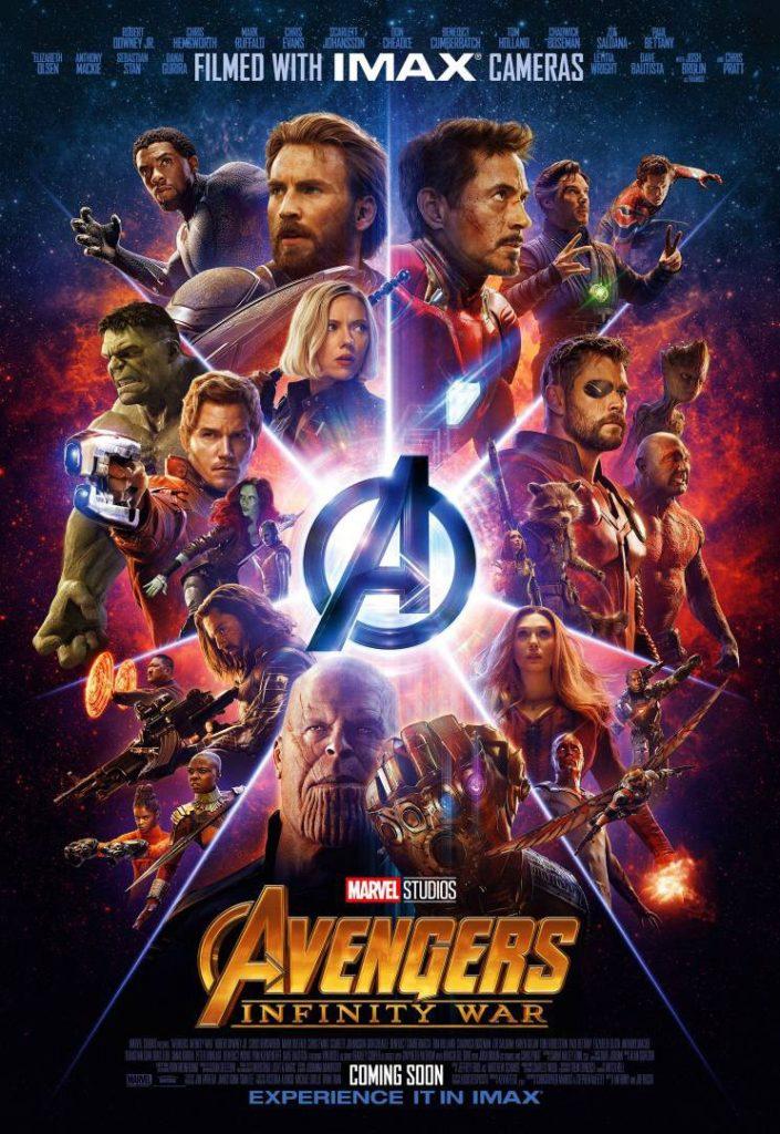 avengers wojna bez granic film
