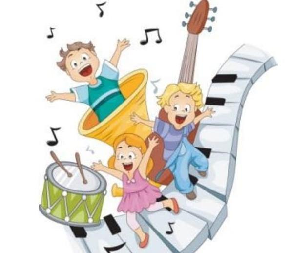 Zapraszamy nazajęcia rytmiczno-muzyczne