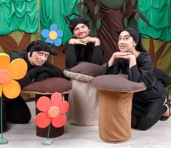 Zapraszamy dzieci na spektakl teatralny DUSZA LASU