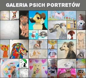 Powstała Galeria Psich Portretów