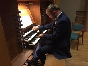 Inauguracja organowego festiwalu
