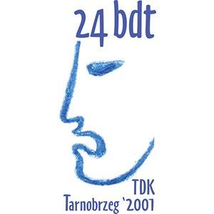 """""""TAŃCZYŁAM NA DELIKATNEJ LINIE…  KALINA JĘDRUSIK"""" 24 Barbórkowa Drama Teatralna 2001"""