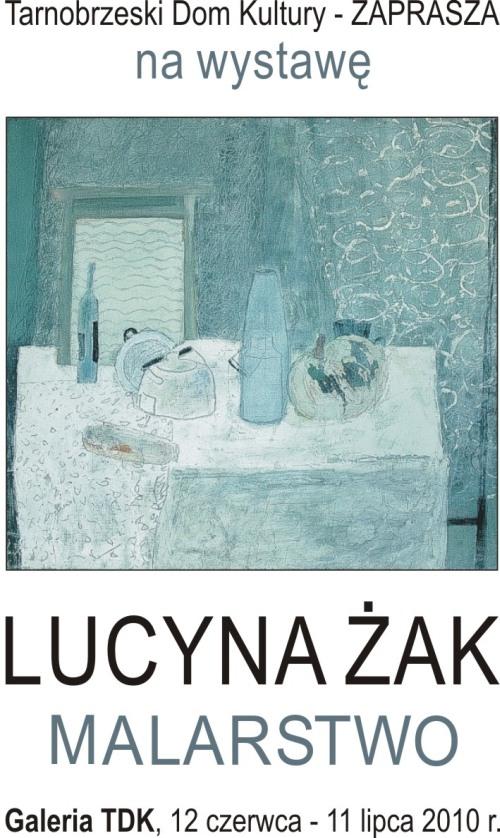 Lucyna Żak – Malarstwo