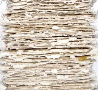 Zapraszamy na Rodzinne Wakacyjne Warsztaty Produkcji Papieru Czerpanego.