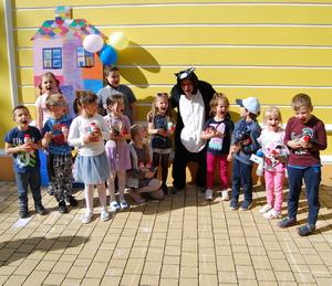 Artystyczny Dzień Dziecka w TDK-u