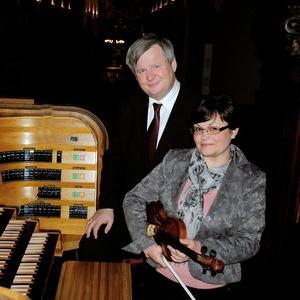 Skrzypce i organy w kościele na Serbinowie – zapraszamy na koncert